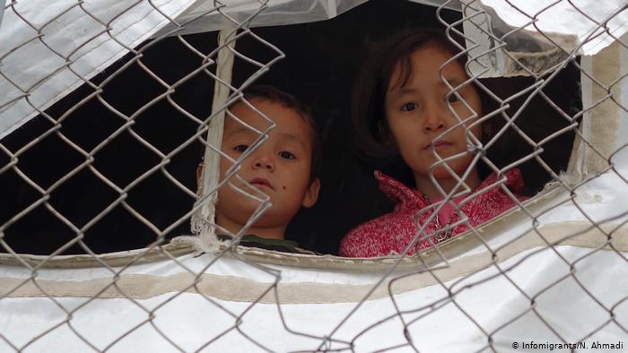 DW: Χώρα προορισμού προσφύγων πια η Ελλάδα