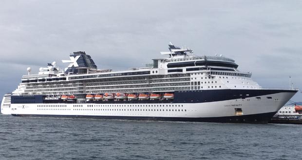 Στον Πειραιά τα κρουαζιερόπλοια «Mein Schiff 6» και «Celebrity Infinity»