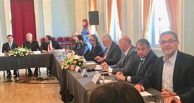 Βασ. Κορκίδης: Τo Ε.Β.Ε.Π. θεωρεί το λιμάνι του Πειραιά τη μεγάλη δύναμη της ελληνικής οικονομίας