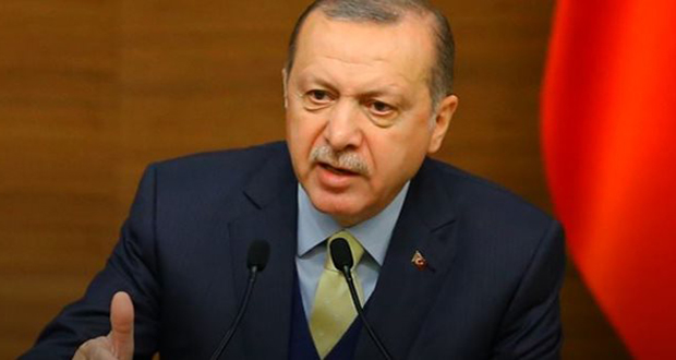 Δεν τρομάζουν κανέναν οι φοβέρες του Ερντογάν