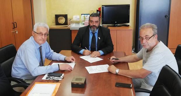 Υπογραφή σύμβασης για το 2ο Δημοτικό Σχολείο Ληξουρίου Κεφαλονιάς