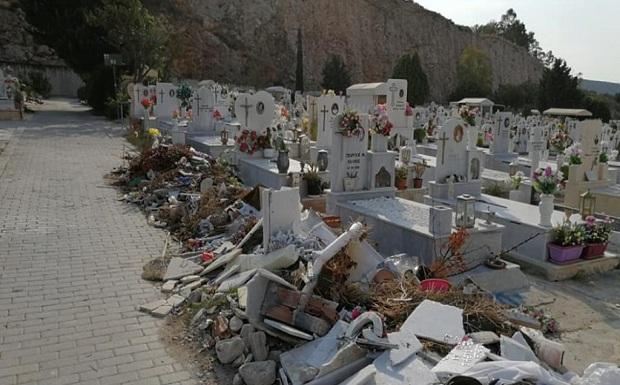 Κοιμητήριο Σχιστού: Ιστορία μου, αμαρτία μου…
