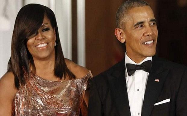Ο πρώην Πρόεδρος των ΗΠΑ Μπαράκ Ομπάμα ίδρυσε μαζί με τη Μισέλ εταιρεία παραγωγής ταινιών και τηλεοπτικών προγραμμάτων που ονομάζεται Higher Ground