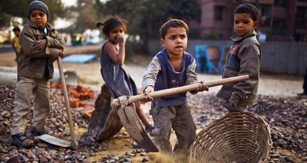 Σύμφωνα με στοιχεία της Unicef, περίπου 152.000.000 παιδιά σε όλο τον κόσμο είναι αναγκασμένα να εργάζονται…