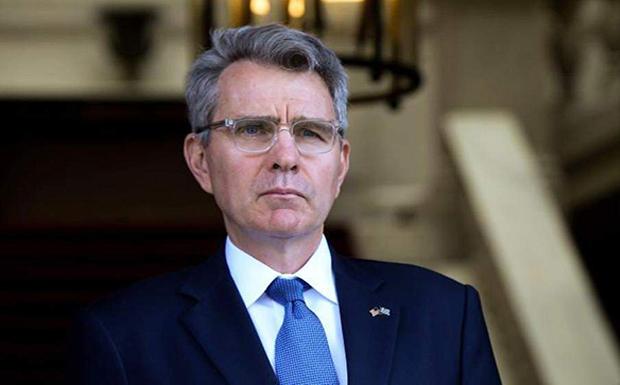 Τζ. Πάιατ: Απόλυτα αφοσιωμένες οι ΗΠΑ στη συμμαχία τους με την Ελλάδα