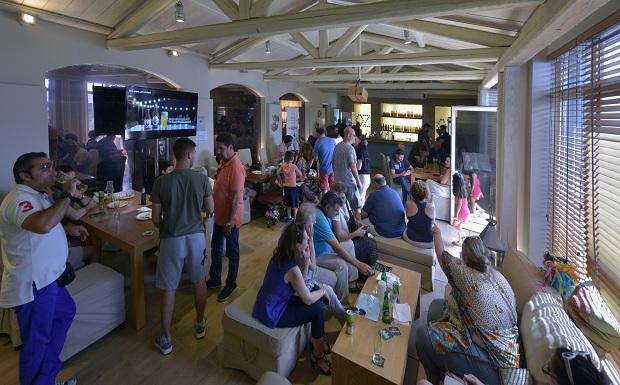 Πλήθος επισκεπτών τίμησε τα «Ανοιχτά Ζυθοποιεία» με την παρουσία του στο εργοστάσιο της Ολυμπιακής Ζυθοποιίας στη Ριτσώνα Ευβοίας