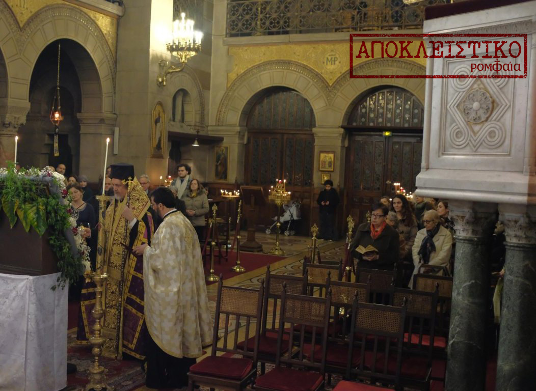 ΣΥΓΚΛΟΝΙΣΤΙΚΟ: Οι Εκκλησίες στη Γαλλία στα όρια της τρομοκρατίας