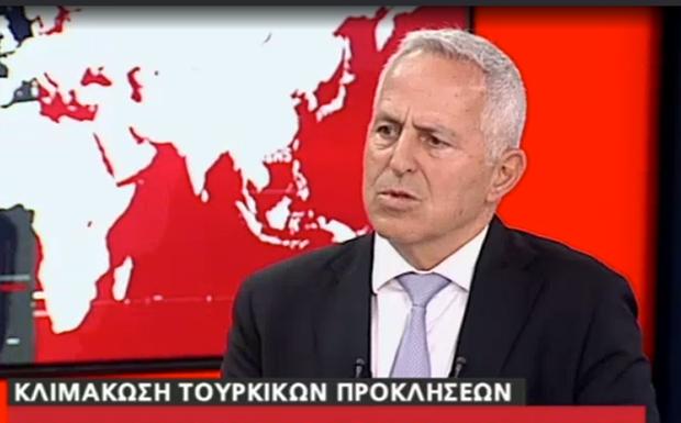 Ευ. Αποστολάκης: Σε «θερμό» επεισόδιο θα είμαστε μόνοι μας (βίντεο)