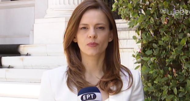 Έφη Αχτσιόγλου: Η υποκρισία της ΝΔ στο Μακεδονικό την εκθέτει ανεπανόρθωτα (βίντεο)