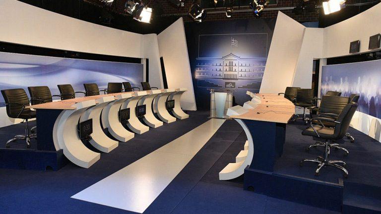 1η Ιουλίου στην ΕΡΤ η τηλεμαχία των αρχηγών των κοινοβουλευτικών κομμάτων, πλην Χ.Α.-Αντιδράσεις