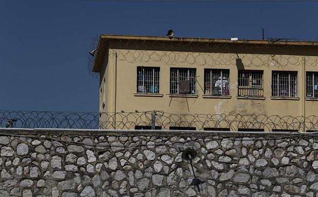 Συμπλοκή κρατουμένων στις φυλακές Κορυδαλλού – Τρεις τραυματίες