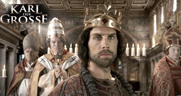 ΚΑΡΛΟΜΑΓΝΟΣ, Ο βασιλιάς των Φράγκων (Α' τηλεοπτική μετάδοση ΕΡΤ3)