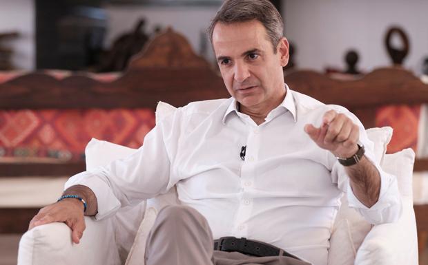 Κυρ. Μητσοτάκης: Αυτοδύναμη Ελλάδα, μόνο με ισχυρή εντολή στη Ν.Δ.