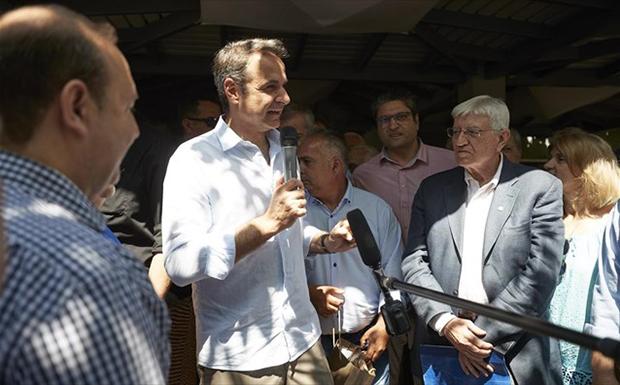 Κ. Μητσοτάκης: Ισχυρή εντολή για να μπορέσω να αλλάξω την Ελλάδα