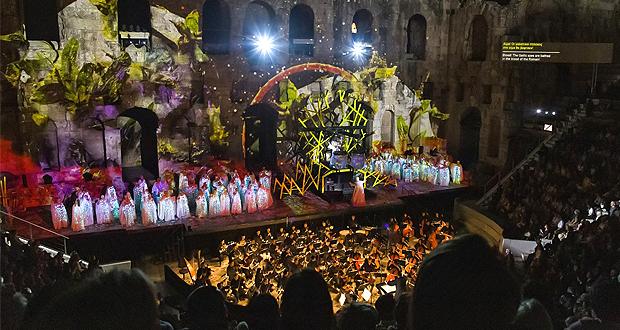 """Με θερμό χειροκρότημα υποδέχτηκε το κοινό τη """"Νόρμα"""" της Εθνικής Λυρικής Σκηνής στο Ηρώδειο"""