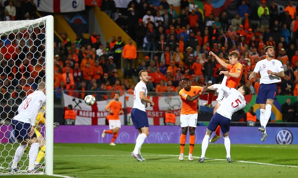 Οι «οράνιε» στον τελικό με ανατροπή 3-1