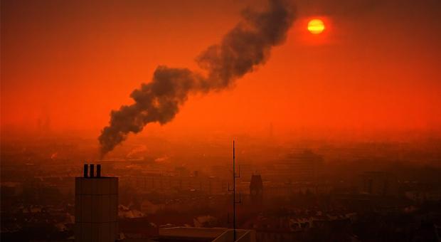Ατμοσφαιρική ρύπανση…