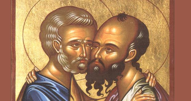 Άγιοι Πέτρος και Παύλος: Οι Πρωτοκορυφαίοι Απόστολοι – 29 Ιουνίου