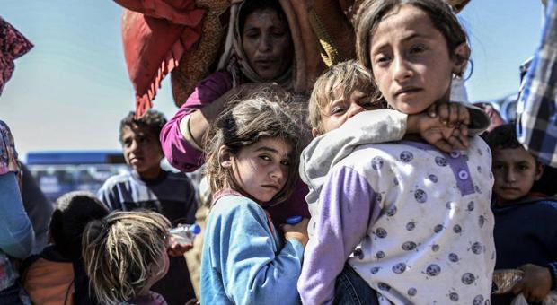 415.000 παιδιά Σύρων γεννήθηκαν στην Τουρκία από το 2011