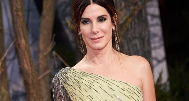 Στα παιδιά της αφιέρωσε η Σάντρα Μπούλοκ το βραβείο στην απονομή των φετινών MTV Movie & TV Awards