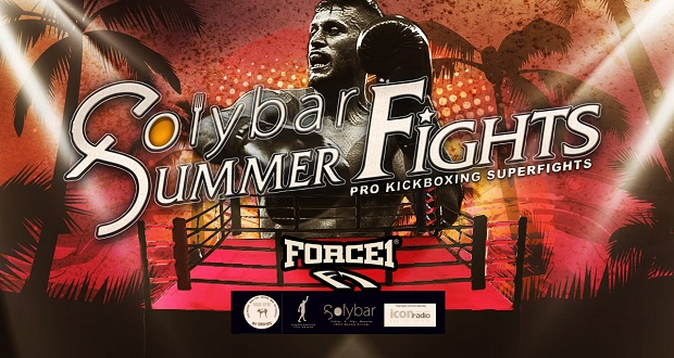 Solybar Summer Fights: Το μεγάλο event του καλοκαιριού