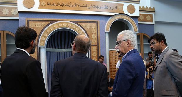 Δείτε το ισλαμικό τέμενος στο Βοτανικό – Ο Κώστας Γαβρόγλου επιθεώρησε την εξέλιξη του έργου