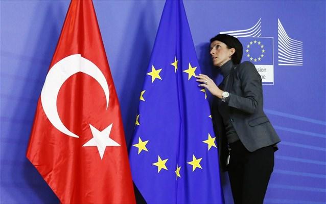 Το κείμενο των συμπερασμάτων που υιοθέτησαν κατά της Τουρκίας οι 28 της Ε.Ε.