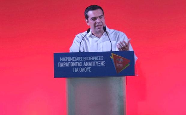 Αλ. Τσίπρας: Τώρα αποφασίζουμε για την επιχείρησή μας, την οικογένειά μας, τα παιδιά μας