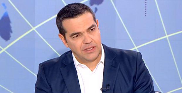 LIVE streaming: Συνέντευξη του Αλ.Τσίπρα στο δελτίο ειδήσεων του Open