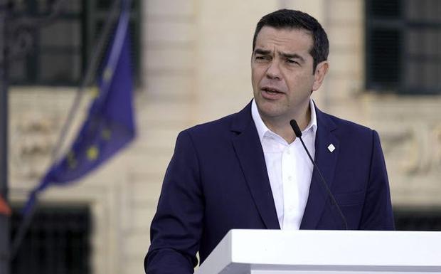 Αλ. Τσίπρας: Η Ε.Ε. πρέπει να λάβει μέτρα εναντίον της Τουρκίας, εάν η Αγκυρα δεν σταματήσει την παράνομη δραστηριότητά της