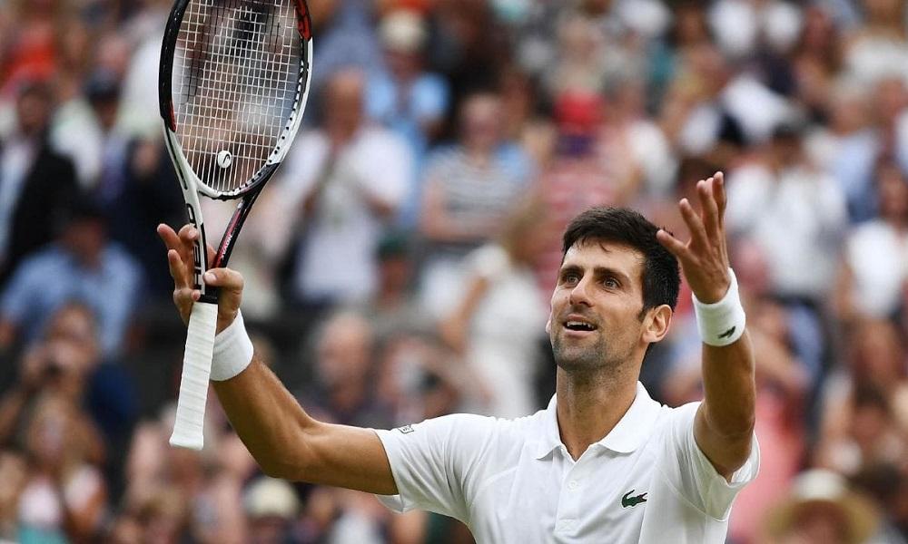 Σήκωσε το Wimbledon ο Τζόκοβιτς!