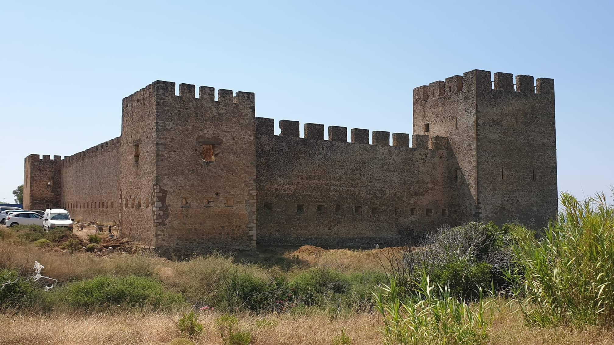 Έργα προστασίας και ανάδειξης της πολιτιστικής κληρονομιάς στην Περιφέρεια Κρήτης