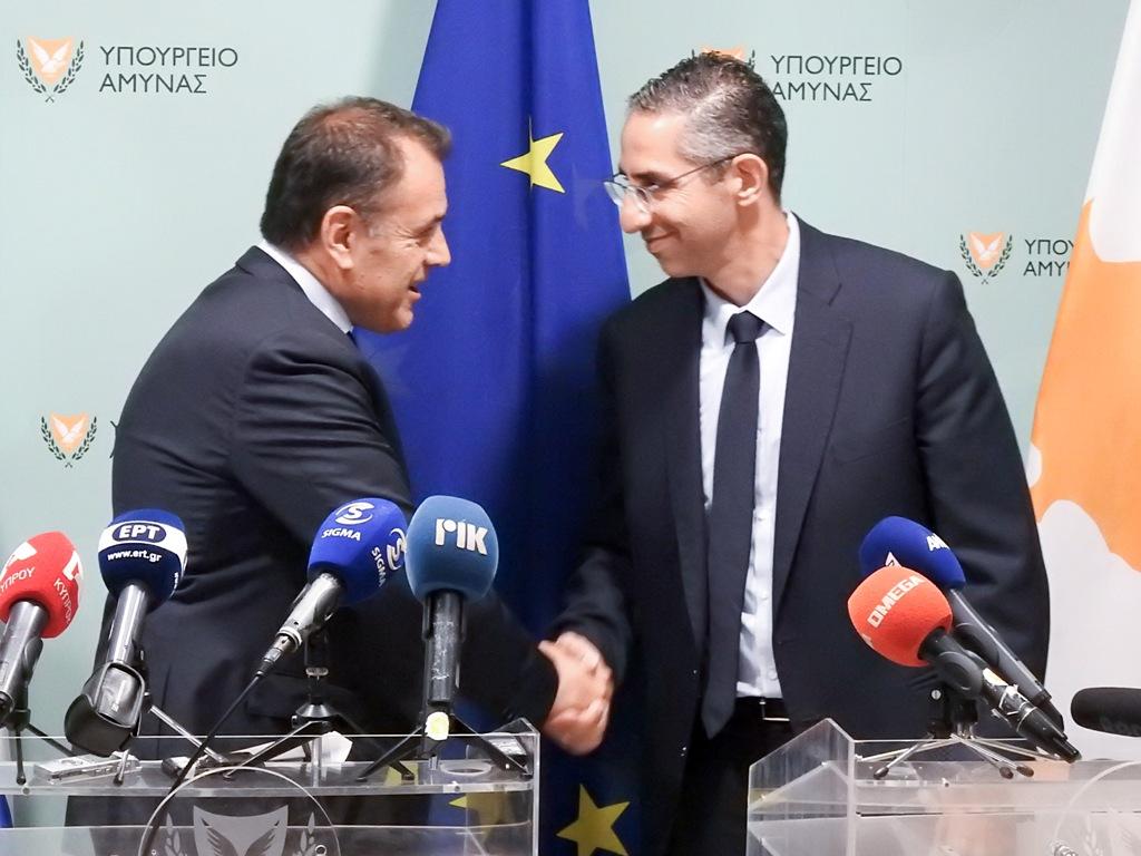 Ν. Παναγιωτόπουλος: Οι παραβατικότητα της Τουρκίας αποτελεί μία μεγάλη δοκιμασία της αξιοπιστίας της αποτροπής και της ικανότητάς της ΕΕ να διαφυλάξει τα κοινά μας συμφέροντα, ενεργειακά και πολιτικά