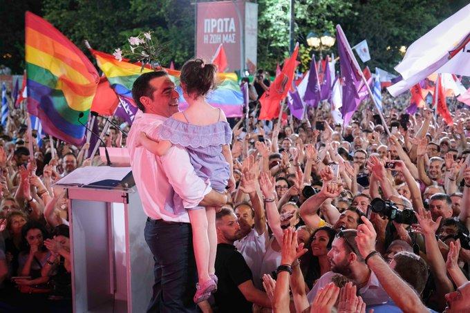 Aλ. Τσίπρας: Μπορούμε να πετύχουμε τη μεγαλύτερη εκλογική ανατροπή στη σύγχρονη ιστορία