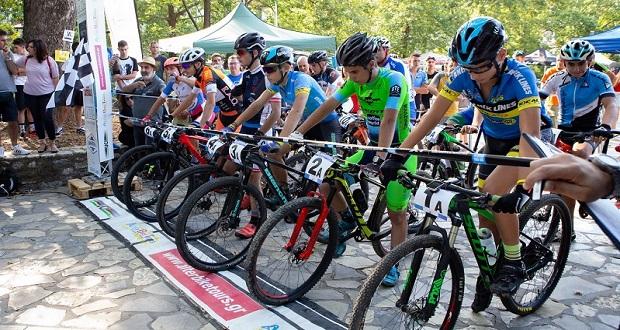 Νίκη για τους Μαχητές Πεύκων, στην σκυταλοδρομία, στο Πανελλήνιο Ορεινής ποδηλασίας, στην Λιβαδειά