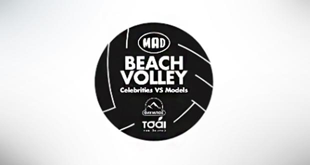 Mad Beach Volley: Celebrities vs Models Edition (βίντεο-φωτο)