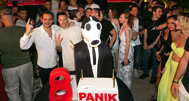 8 ΧΡΟΝΙΑ PANIK – THE ULTIMATE BIRTHDAY PARTY!