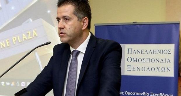 Γρ. Τάσιος: Χωρίς προβλήματα η διαμονή των τουριστών στη Χαλκιδική – Οι ξενοδοχειακές υποδομές «άντεξαν»