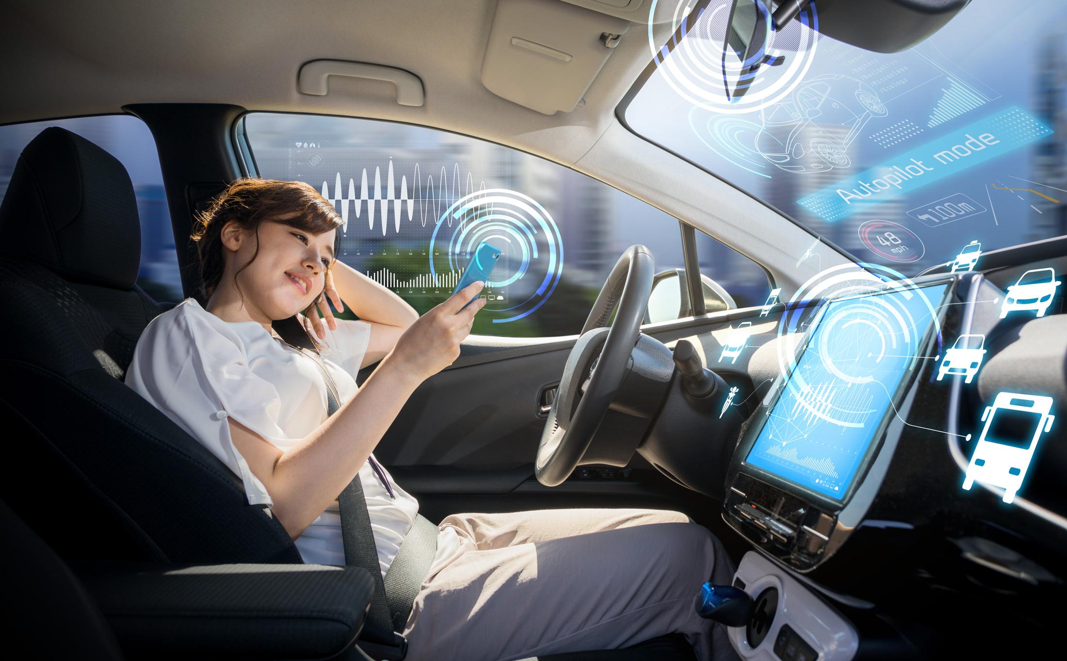 H Thales αναπτύσσει λύσεις κυβερνοασφάλειας για τα αυτοκίνητα του μέλλοντος
