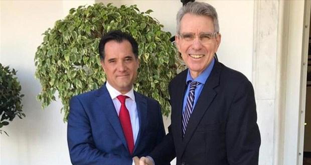 Πάιατ σε Γεωργιάδη για Ελληνικό – ναυπηγεία: Έχετε την πλήρη υποστήριξη των ΗΠΑ