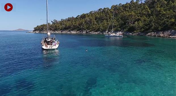 Η εξωτική Αλόννησος «χορεύει»! (βίντεο)