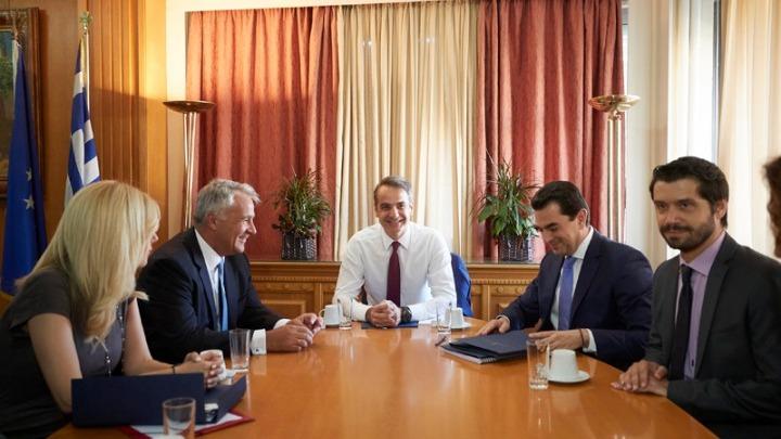 Κ. Μητσοτάκης: Κεντρική προτεραιότητα η αναβάθμιση του πρωτογενούς τομέα