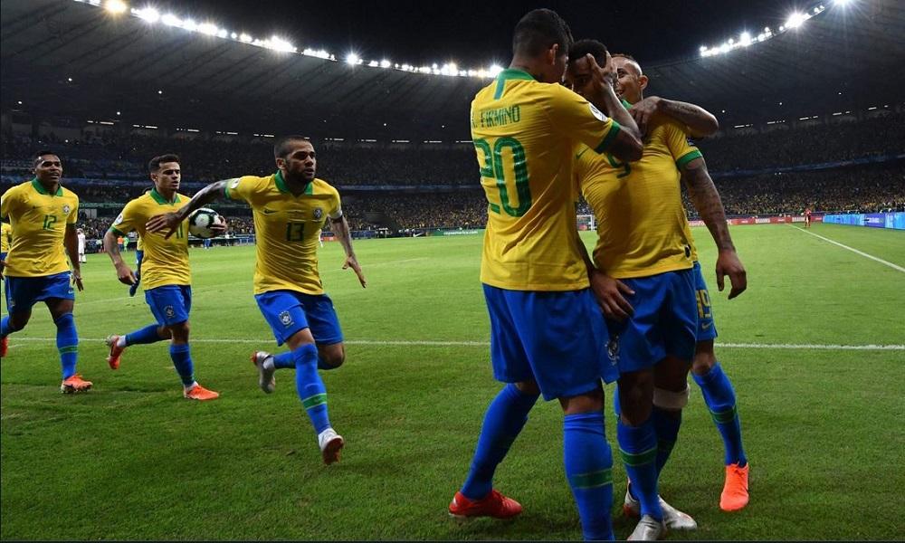 Το Κόπα Αμέρικα στη «Σελεσάο»: Βραζιλία – Περού 3-1