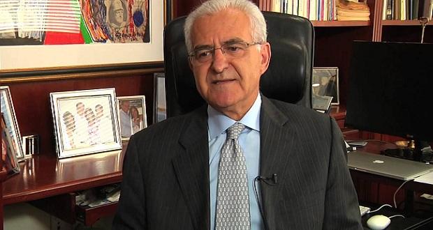 Αμφιλεγόμενη επιλογή αυτή του εκδότη του «Εθνικού Κήρυκα» Νέας Υόρκης Αντώνη Διαματάρη ως υφυπουργού Εξωτερικών για θέματα Απόδημου Ελληνισμού
