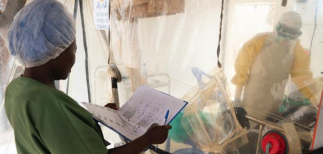 ΠΟΥ: Συναγερμός σε παγκόσμιο επίπεδο για την επιδημία του Έμπολα στο Κονγκό