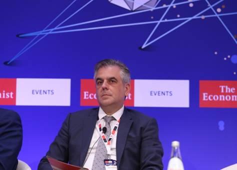Τα Ελληνικά Ταχυδρομεία στο Συνέδριο του Economist