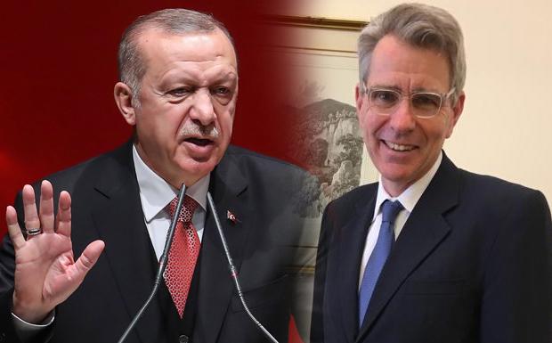 Μ. Κουρής: Ερντογάν και Πάιατ στην ίδια ακριβώς γραμμή!