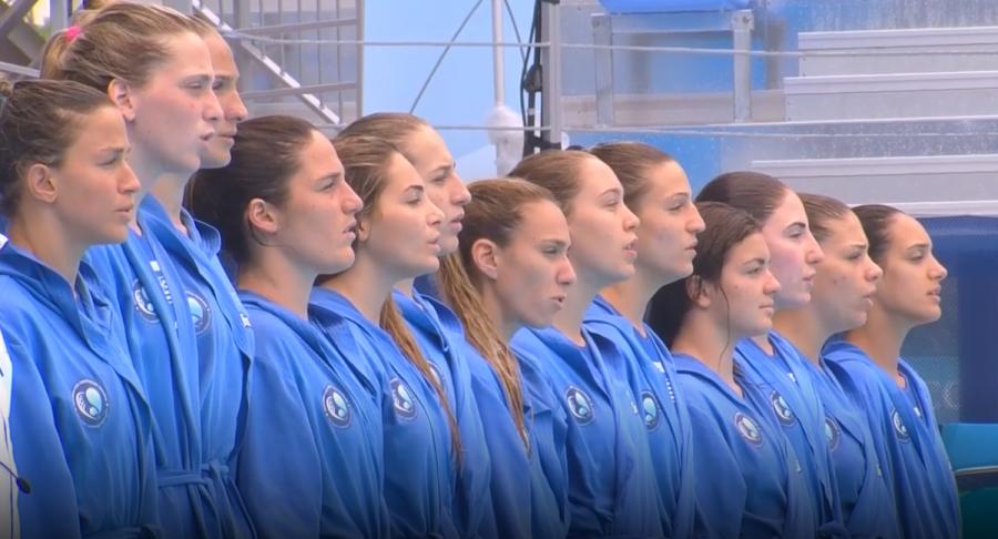 Πέρασε στην 8άδα του κόσμου η Εθνική Γυναικών, 12-8 την Κίνα – Με ΗΠΑ στον προημιτελικό
