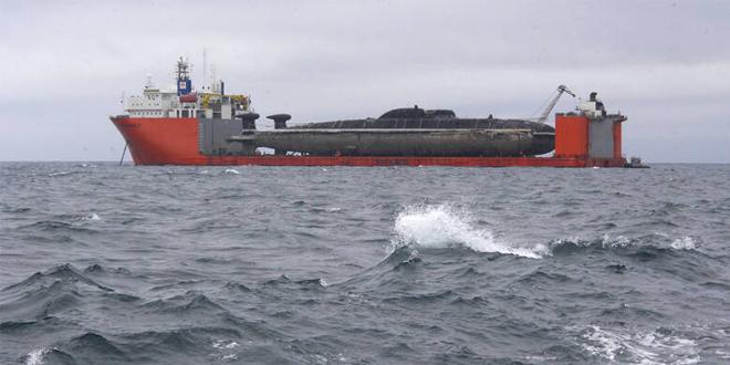 Τραγωδία στη Ρωσία: 14 νεκροί από φωτιά σε υποβρύχιο