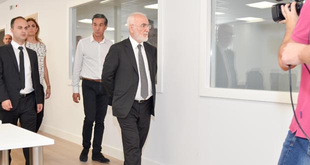 Ο Σαββίδης καθησυχάζει τους εργαζόμενους στο Open